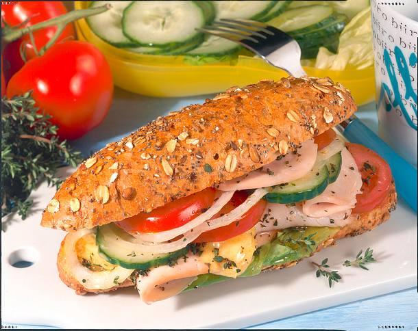 Schlemmer-Brot Rezept