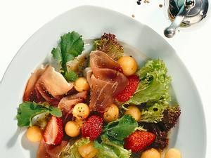 Schlemmer-Salat mit Schinken Rezept