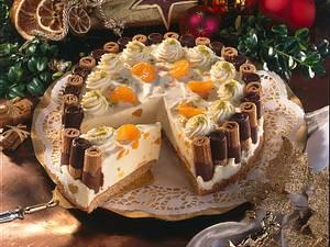 Schmand-Mandarinen-Torte Rezept