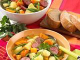 Schnelle Kartoffelsuppe Rezept