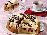 Schnelle Kirschtorte mit Vanillecreme Rezept