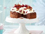 Schnelle Schoko-Kirsch-Torte Rezept