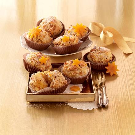 Schnelle Stollen-Muffins Rezept
