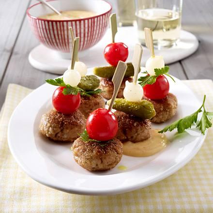 Schnelle Thunfisch-Frikadellen Rezept