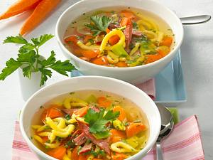 Schneller Spätzle-Gemüsetopf Rezept