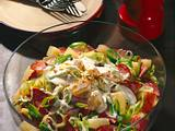 Schneller Wurstsalat Rezept
