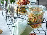 Schnelles Ingwer-Lachs-Kimchi Rezept