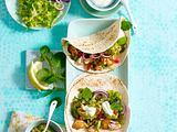 Schnelles Taco-Buffet Rezept