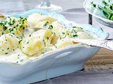 Schnittlauch-Rahmkartoffeln Rezept