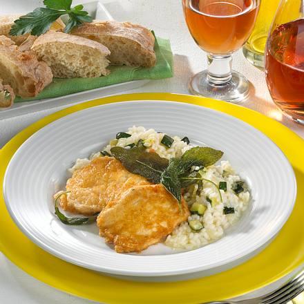 Schnitzel alla Milanese Rezept
