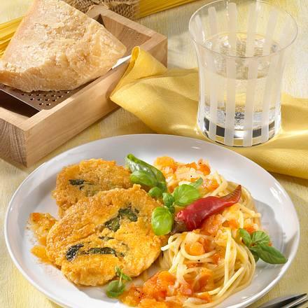 Schnitzel Milanese Rezept