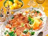 Schnitzel mit Leipziger Allerlei Rezept