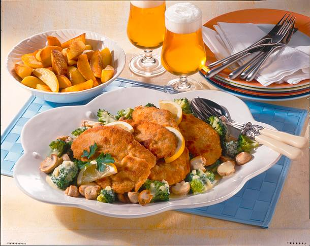 Schnitzel nach Wiener Art Rezept