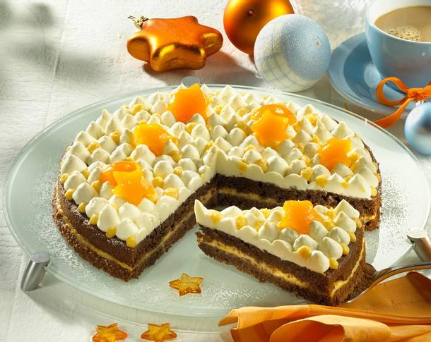 Schoko-Aprikosen-Torte Rezept