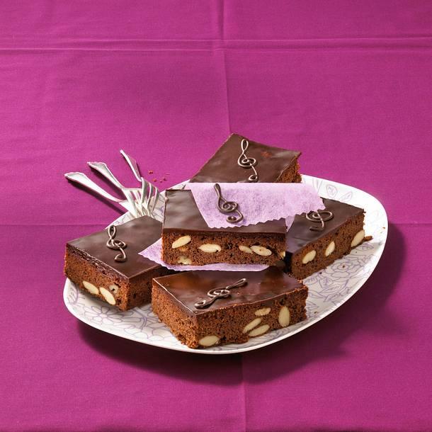 Schoko-Bananen-Brownies Rezept