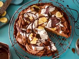 Schoko-Bananen-Kuchen ohne Backen Rezept