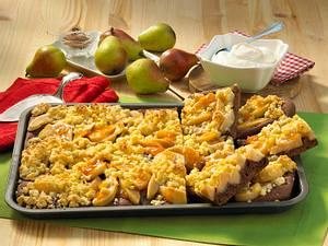 Schoko-Birnenkuchen Rezept