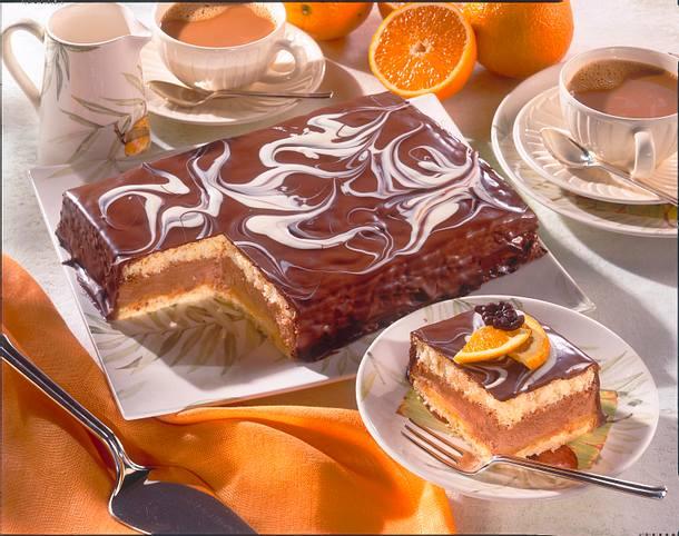 schoko biskuit torte mit orangen rezept chefkoch rezepte auf kochen backen und. Black Bedroom Furniture Sets. Home Design Ideas