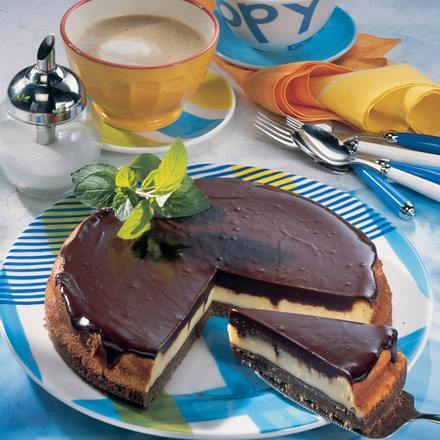 Schoko-Cheese-Cake Rezept