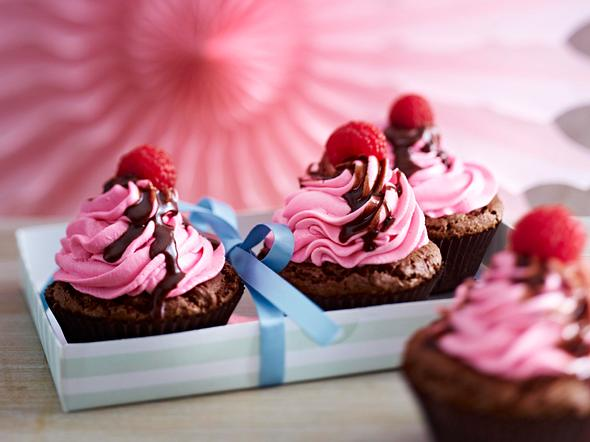 Cupcake Rezepte Zauberhafte Kuchlein Mit Haube Lecker