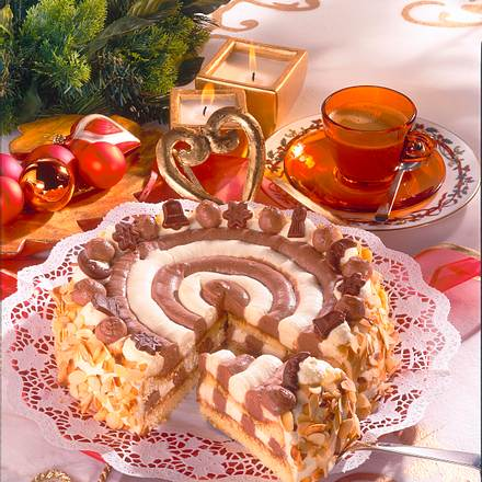 Schoko-Eierlikör-Torte Rezept