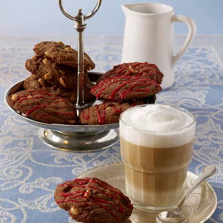 Schoko-Erdnuss-Cookies Rezept