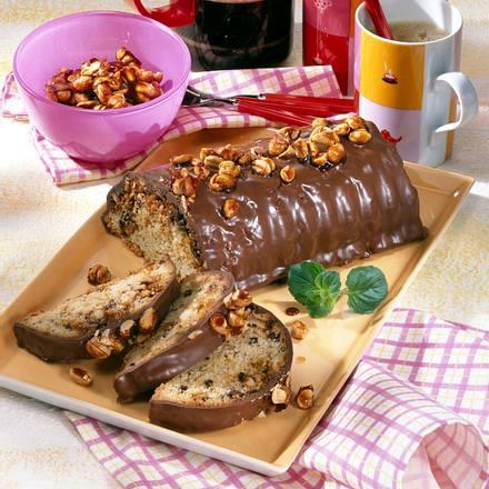 Schoko-Erdnuss-Karamell-Rehrücken (Snickers) Rezept