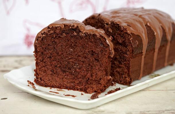 Schoko-Gewürz-Kuchen aus selbst gemachter Backmischung Rezept