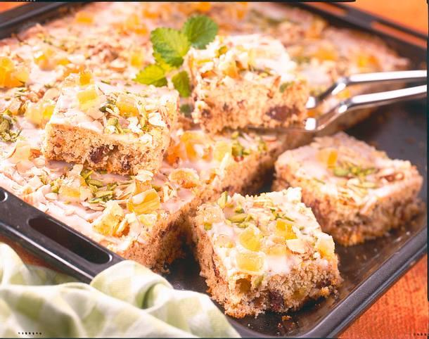 Schoko-Haselnusskuchen mit Ananas Rezept