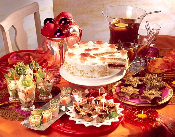 Schoko-Honigkuchen-Sterne Rezept