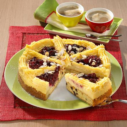 Schoko Kirsch Kuchen Mit Pudding Creme Rezept Lecker