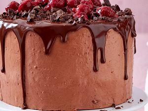 20 Schoko Kirsch Torte Rezepte Lecker