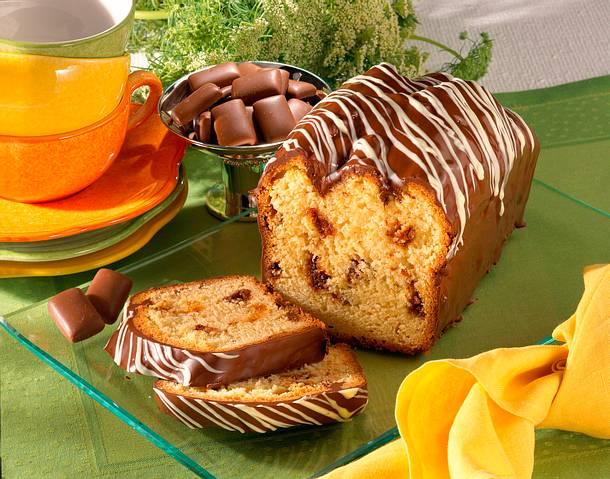 Schoko-Krokant-Kuchen Rezept