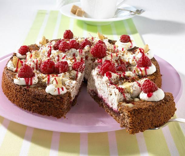Schoko-Mandel-Torte Rezept