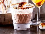Schoko-Martini mit Marshmallows Rezept