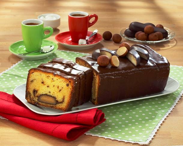 Schoko-Marzipan-Kuchen Rezept