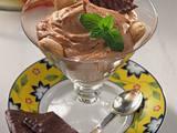 Schoko-Minz-Joghurt-Creme Rezept