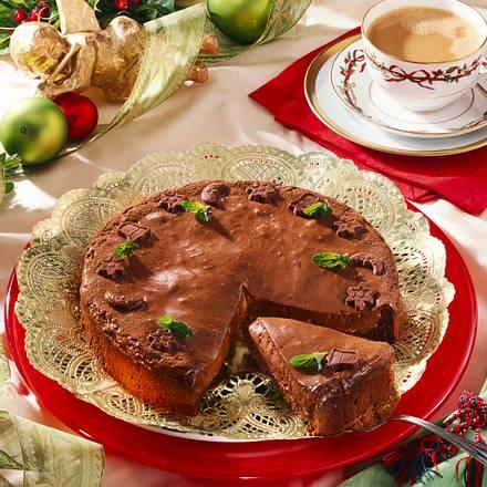 Schoko-Mousse-Torte Rezept