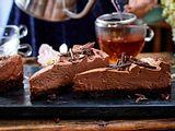 "Schoko-Mousse-Torte ""gesucht & gefunden"" Rezept"