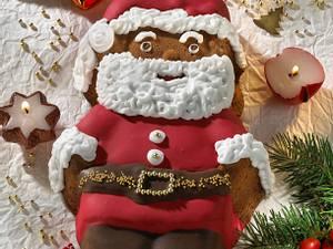 Schoko-Orangen-Weihnachtsmann Rezept