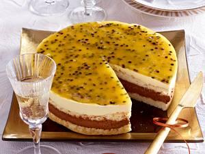 Schoko-Passionsfrucht-Torte Rezept