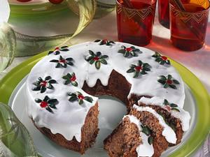 Schoko-Punsch-Kuchen Rezept