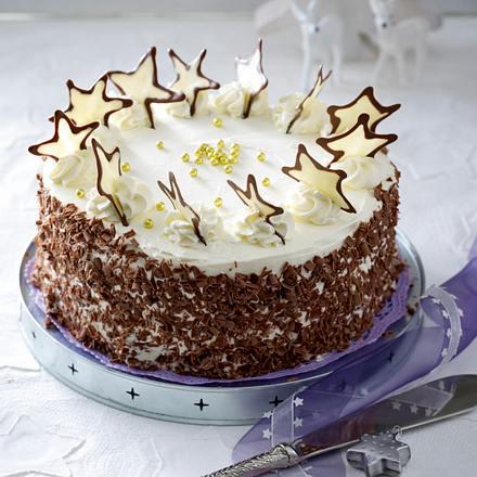 Schoko-Sterntaler-Torte Rezept