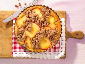 Schoko-Streusel-Apfelkuchen Rezept