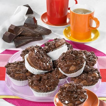 Schoko-Streusel-Muffins Rezept