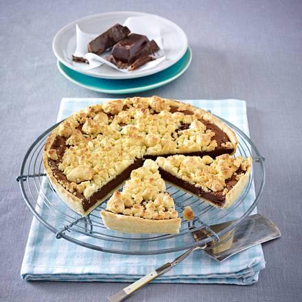schoko tarte mit vanillestreuseln rezept chefkoch rezepte auf kochen backen und. Black Bedroom Furniture Sets. Home Design Ideas