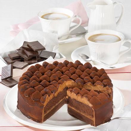 Schoko-Trüffel-Torte Rezept