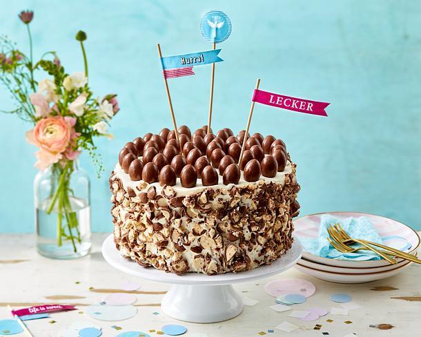Schokobon-Torte Rezept