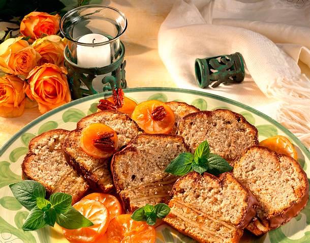 Schokokuchen mit Orangenfüllung Rezept