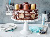 Schokokuss-Torte Rezept
